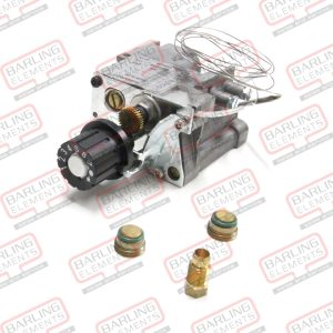 "Gas thermostat type series 630 Eurosit t.max. 340΍C 100-340΍C gas input 3/8"" -- H3-2"