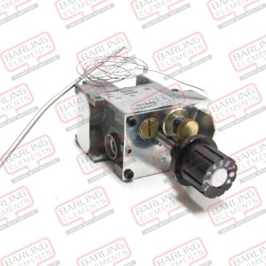 "Gas thermostat type series 630 Eurosit t.max. 340΍C 100-340΍C gas input 3/8"" -- H3-1"