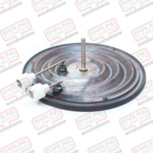 """Hot Plate Solid 6 1/4"""" 1500w -- SINTERED ELEMENT SOLID 145MM 1500W LOW PROFILE"""