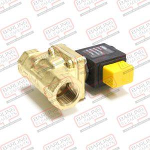 Brass Solenoid Valve 2-ways 230 VAC 1/2'' -- M1-3