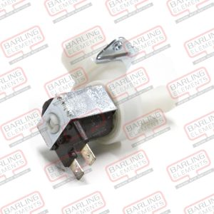 """Universal Solenoid valve single angled 230VAC inlet 3/4"""" outlet 14mm DN10 EATON (INVENSYS) L1-2"""