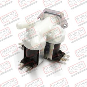 """solenoid valve 3-fold straight 230V AC inlet _"""" outlet 11,5mm DN10 EATON (INVENSYS)"""