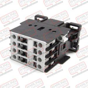 Power contactor resistive load 32A 230VAC (AC3/400V) 17A/7.5kW main contacts 3NO -- S1-1