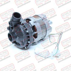 Wash Pump pump inlet Îè 45mm outlet Îè 40mm type C5803 230 V 50 Hz 1 phase 0,55 kW 0,75 HP L 210 mm