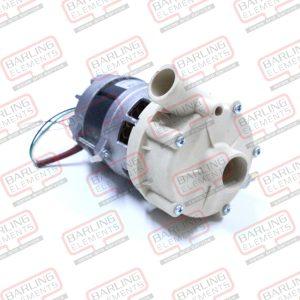 Wash Pump pump inlet Îè 32mm outlet Îè 29mm type C6300 230V 1 phase 0,28kW 0,38HP L 200mm Fits Eswood IW3N