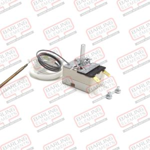 THERMOSTAT PIZZA 50-450 DEGREES CELCIUS 16A