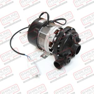 Wash pump & Capacitor. WASHTEC ES32 -- W3-1