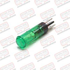 Pilot Light - 9mm Green