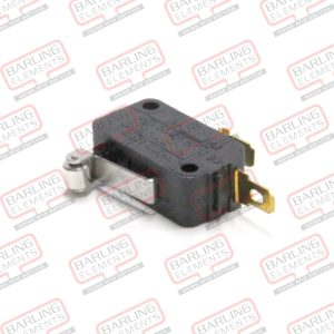Micro Switch Short Roller Lever