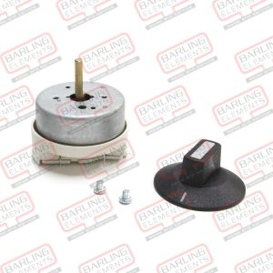Timing Switch with ding & Plain Knob - 10 min
