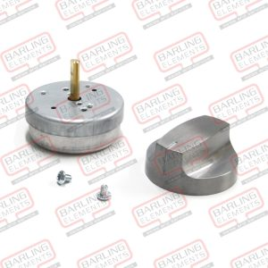 5 Minute Mechanical Timer & Aluminium Knob